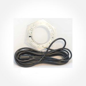 "1"" Light Ring W/DIN Connector"