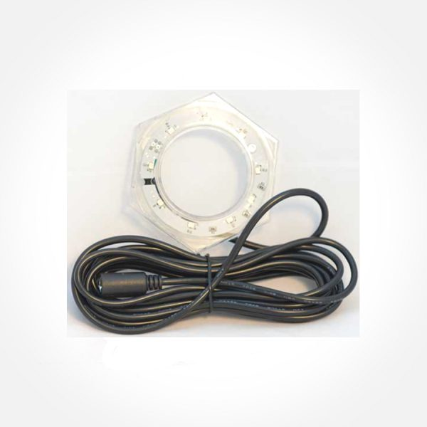 """1"""" Light Ring W/DIN Connector"""