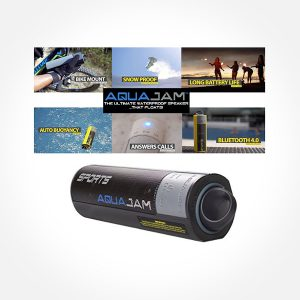 AquaJam II Sport - Black