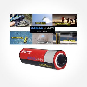 AquaJam II Sport - Red
