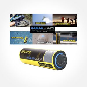 AquaJam II Sport - Yellow