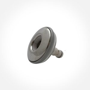 Cluster Jet Directional Non Adjustable - Threaded - Warm Grey