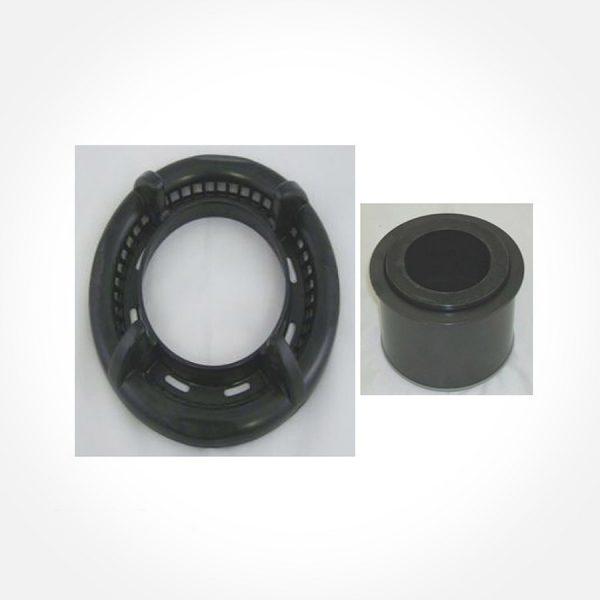 Filterrörsflotör & filterrörsring