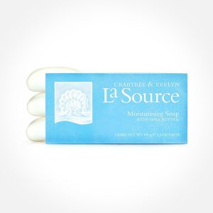 La Source Triple Milled Soap With Shea Butter