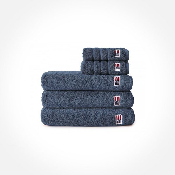 Original Bath Towel - Denim Blue