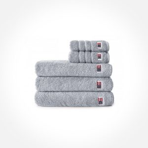Original Bath Towel - Light Gray
