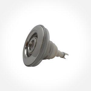 Power Jet Directional Threaded - Warm Grey