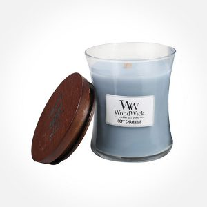 WoodWick Soft Chambray - Medium