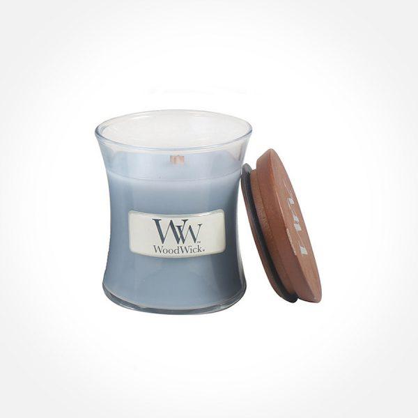 WoodWick Soft Chambray - Mini