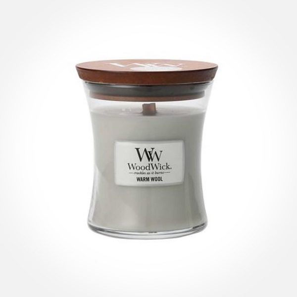 WoodWick Warm Wool - Medium