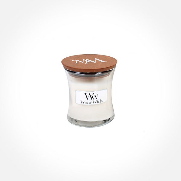 WoodWick White Tea & Jasmine - Mini