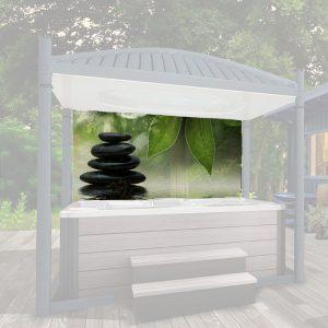 Covana Oasis screen. Zen